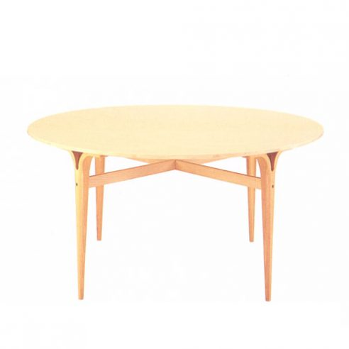 Circular Cleft Leg Tables