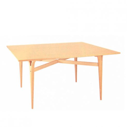 Square Cleft Leg Tables