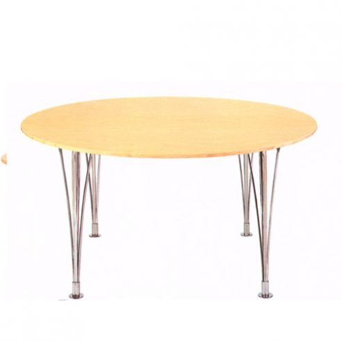 Circular Expansion Leg Tables