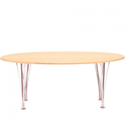 Oval Expansion Leg Tables