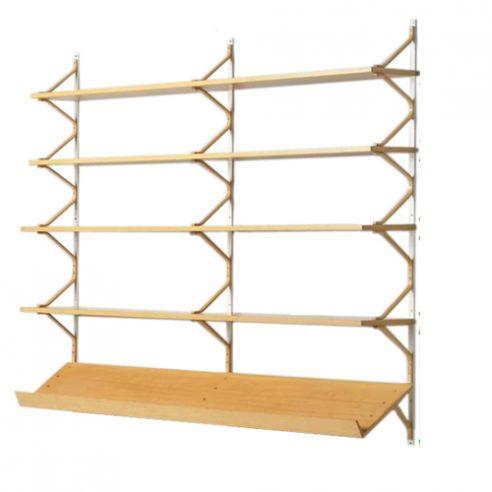The Bookshelf – 158 cm wide