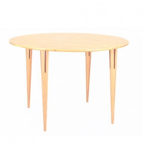 Circular Split Leg Tables