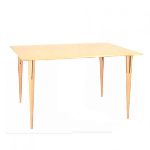 Rectangular Split Leg Tables